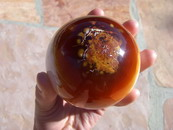 Top Quality Carnelian Agate Sphere Ball